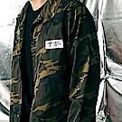 CACO-反光圖教練外套(兩色)-男【OST065】