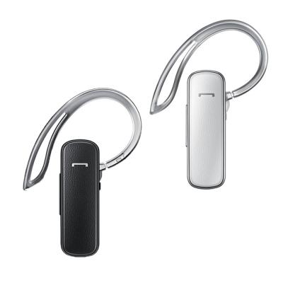 (原價1180)SAMSUNG MG900 超薄時尚皮革紋藍牙耳機(黑色)