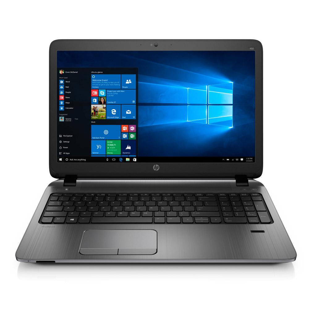 HP 450 G3 15吋 六代商用筆電 (i7-6500U/8G/128GB SSD)