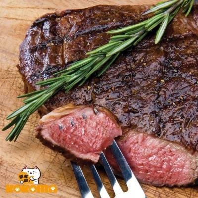 極鮮配 美國藍帶嫩肩牛排 (150G±10%/片)-10包入