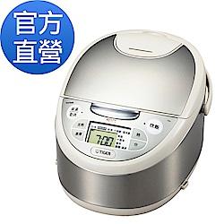 【日本製】TIGER虎牌6人份tacook微電腦多功能炊飯電子鍋(JAX-G10R_e)