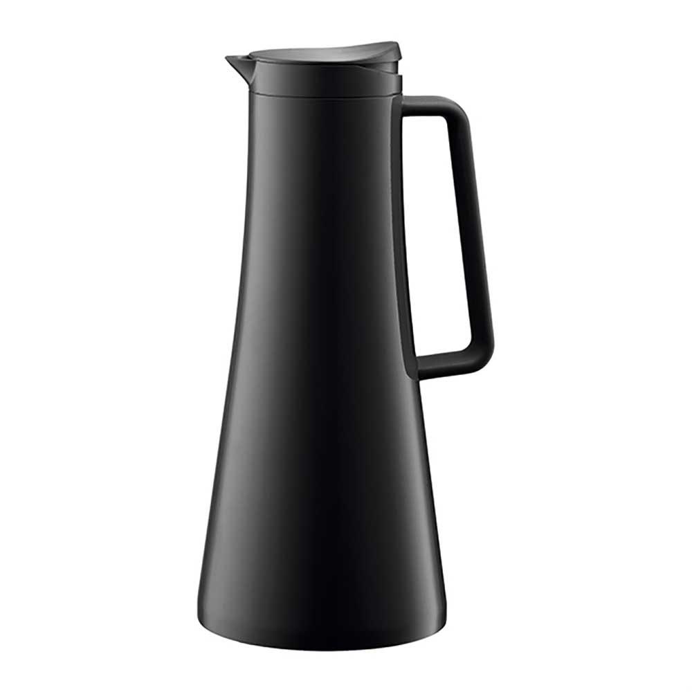 丹麥BODUM BISTRO哥本哈根保溫壺1.1L黑色