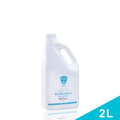 白因子 廣效性消毒抗菌液 2L