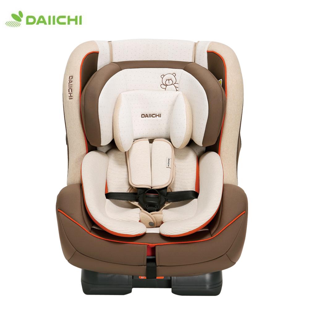 韓國DAIICHI FIRST 7 Carseat奢華版0-7歲安全座椅(有機米)