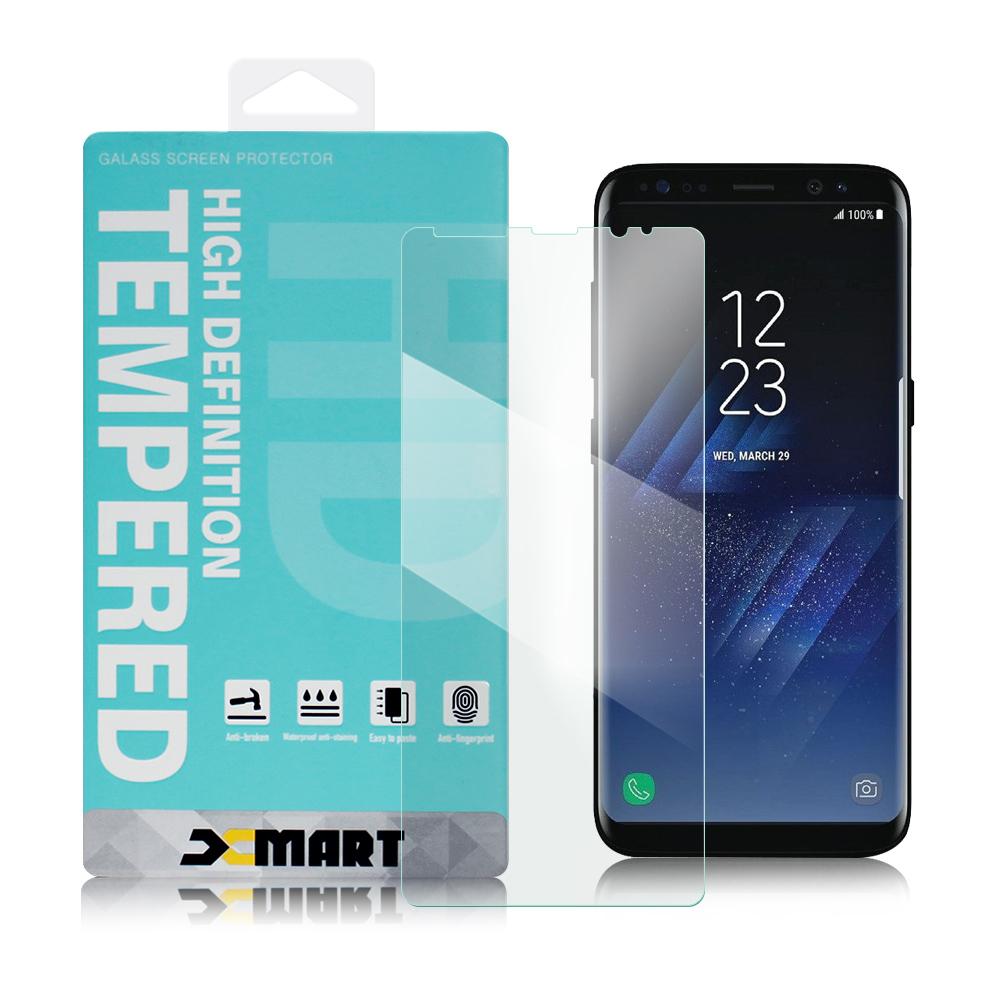 XM Samsung Galaxy S8 Plus 薄型 9H 玻璃保護貼-非滿版