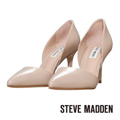 STEVE-MADDEN-尖頭高跟鞋-氣質裸