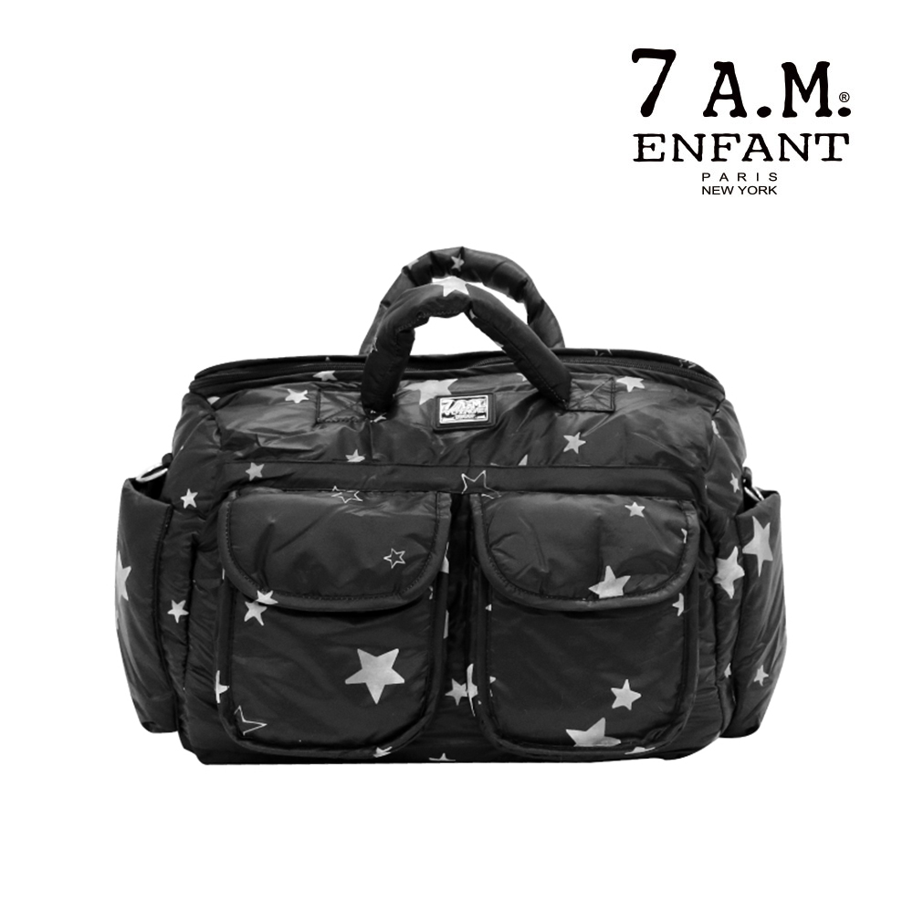 美國【7A.M.】完美旅程包(永夜黑)
