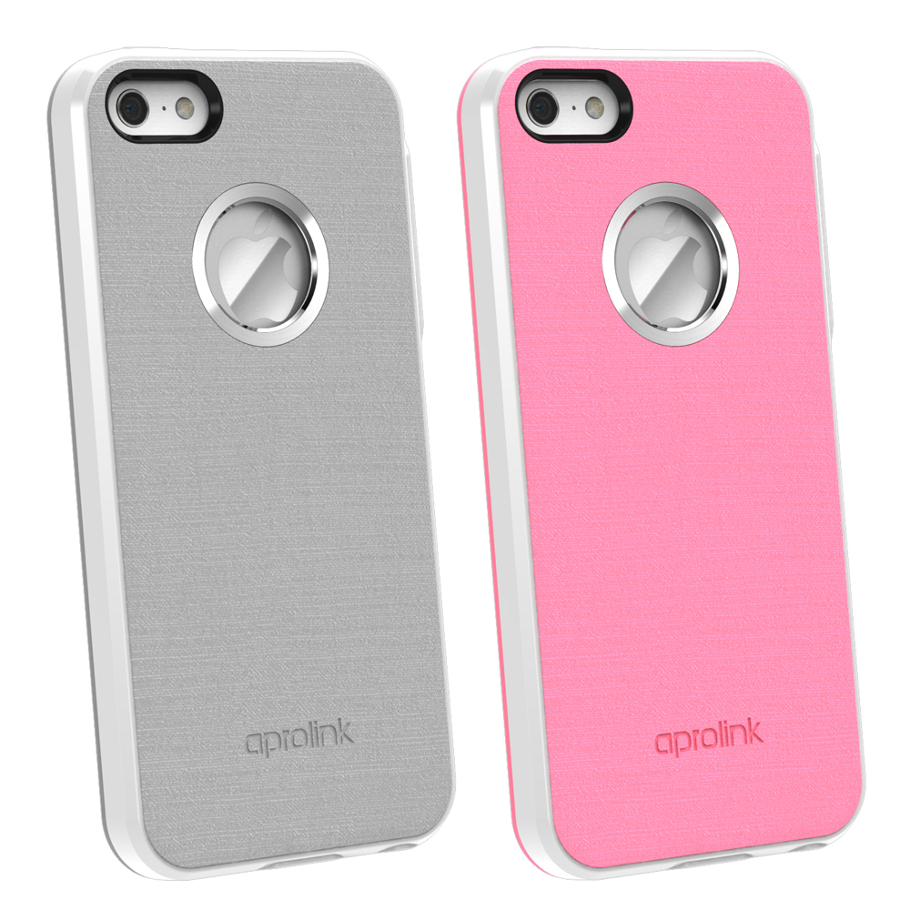 AproLink iPhone5/5S 雙料夜光外殼