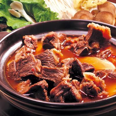 【村子口】原汁紅燒羊肉爐-拚場火鍋(1200g/包)