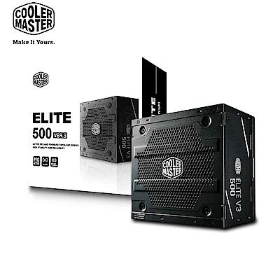 Cooler Master Elite V3 500 電源供應器