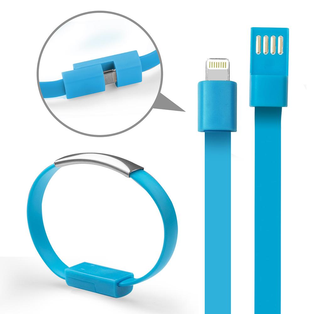 Apple適用 8pin 手環式 充電傳輸線