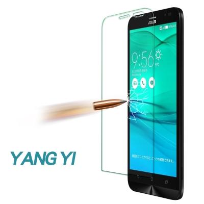 揚邑 ASUS ZenFone GO TV ZB551KL 防爆抗刮9H鋼化玻璃...