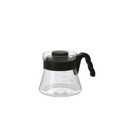 HARIO-V60好握01黑色咖啡壺450ml / VCS-01B