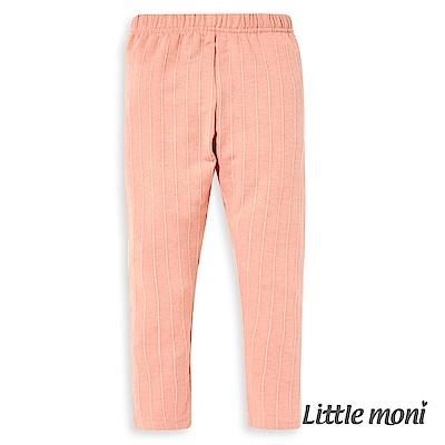 Little moni 直條合身褲 (2色可選)