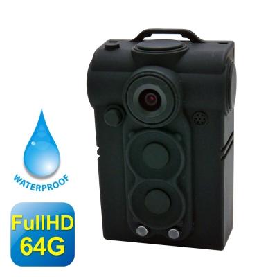 隨身寶 超廣角防水防摔密錄器/行車記錄器 進階版64G (UPC-786LF)