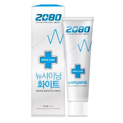 韓國2080 潔白牙膏120gX3入