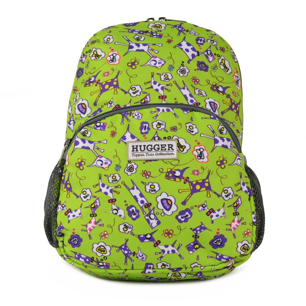 英國Hugger時尚孩童背包-小狗狂想曲