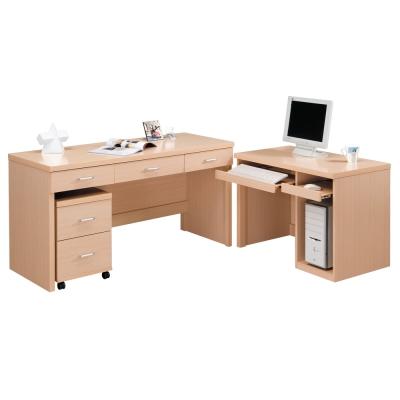 時尚屋 長榮多功能5尺書桌 寬151cm 多色可選