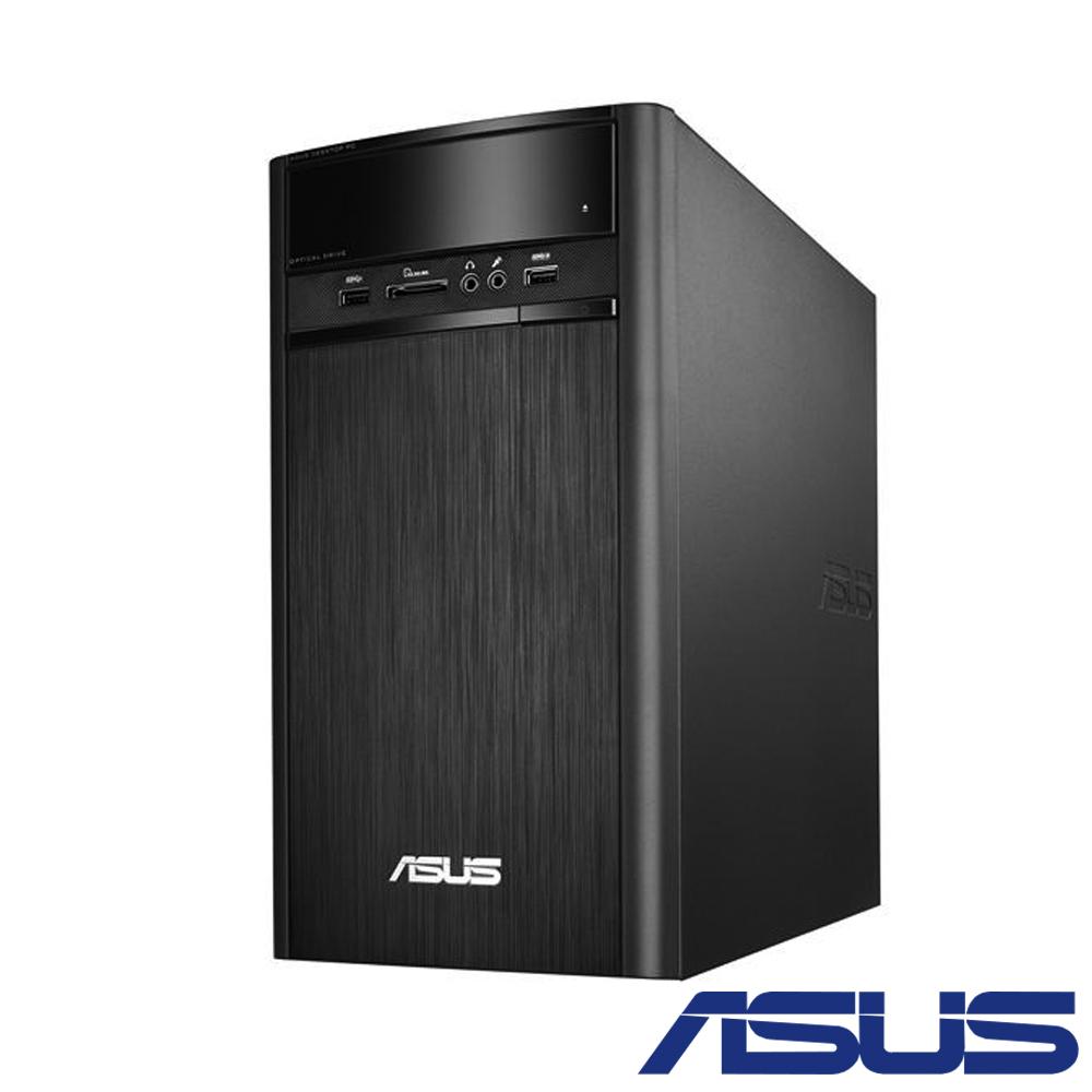 ASUS華碩 K31電腦(G4560/1T/4G/DVD/Win10)