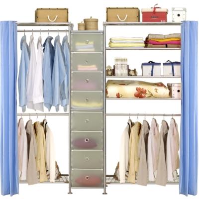 巴塞隆納─W 2 型 60 +D+W 5 型 90 衣櫥置物櫃