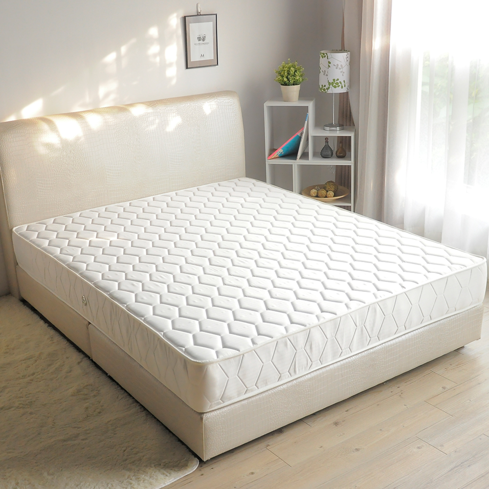 Pathfinder派菲德 舒壓五段式獨立筒床墊-雙人加大6尺