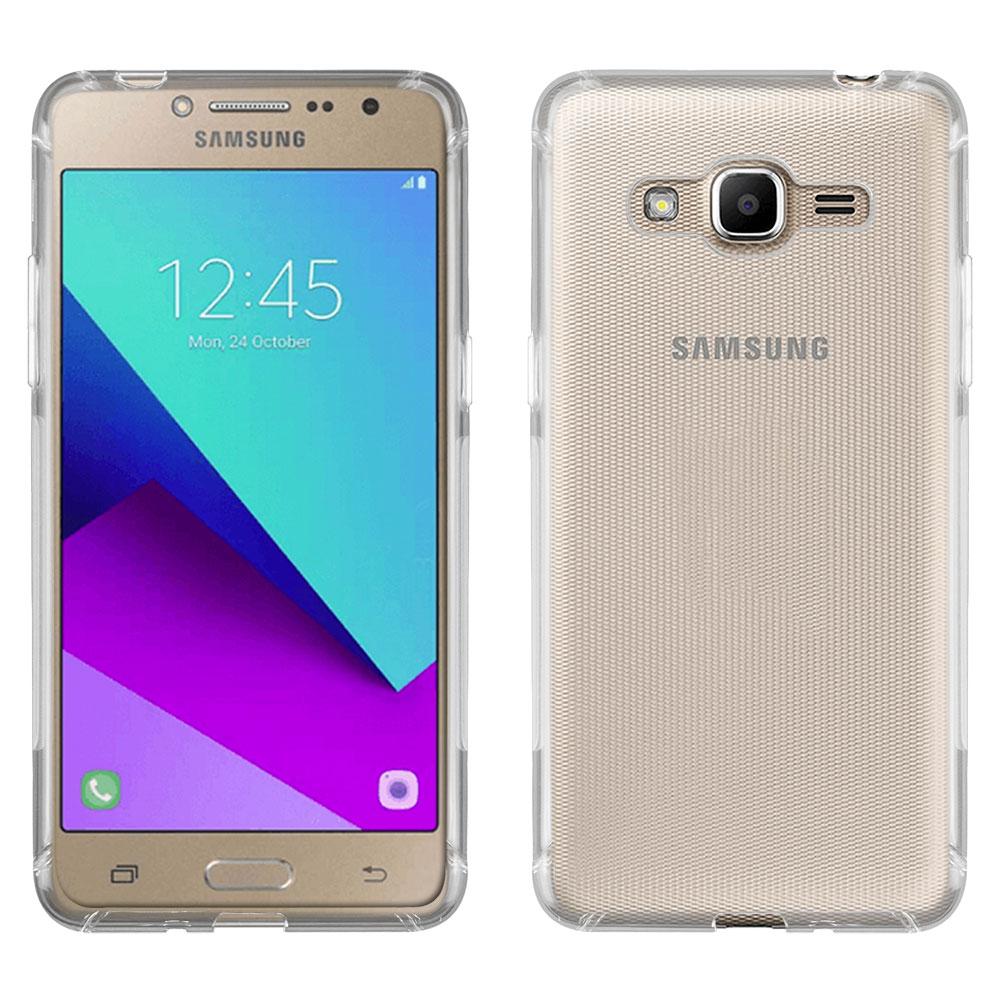 Metal-Slim Samsung Galaxy J2 Prime 時尚超薄TPU軟殼