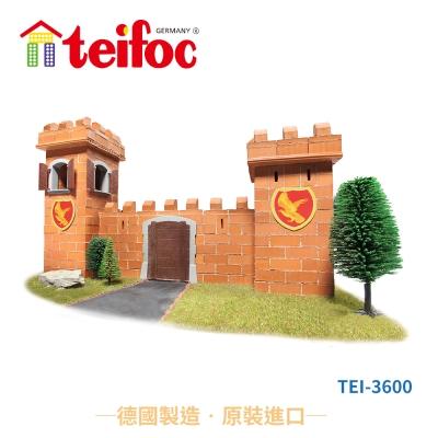 德國teifoc益智磚塊建築玩具-TEI3600