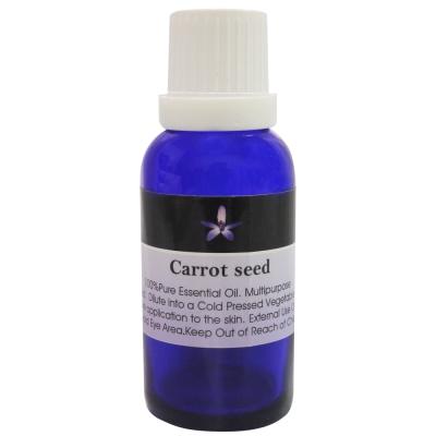 Body Temple 胡蘿蔔籽(Carrot seed)芳療精油30ml