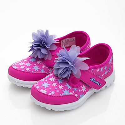SKECHERS (童) 女嬰系列 GO WALK - 81163NPKMT