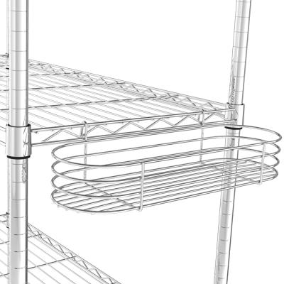 海克力士 鐵架專用橢圓大掛籃