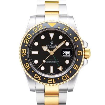 ROLEX 勞力士116713LN GMT MASTER 蠔式運動系列腕錶-40mm
