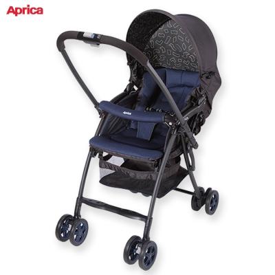 日本 Aprica 超輕量Karoon嬰幼兒手推車 寧靜藍 NV