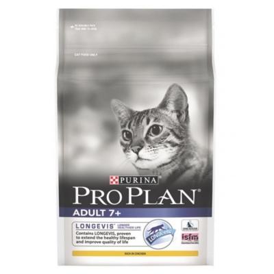 Pro Plan冠能 熟齡貓7+鮮雞照護配方 1.3kg X1包