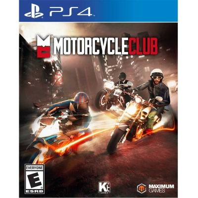 摩托車俱樂部 MOTORCYCLE CLUB -PS4英文美版