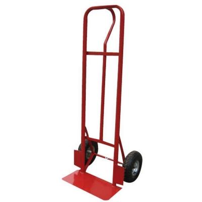 COLOR 鐵製雙輪推車(紅)