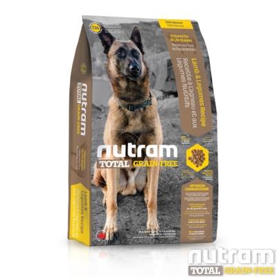 Nutram紐頓 T26無穀潔牙犬 羊肉配方 犬糧 1.36公斤