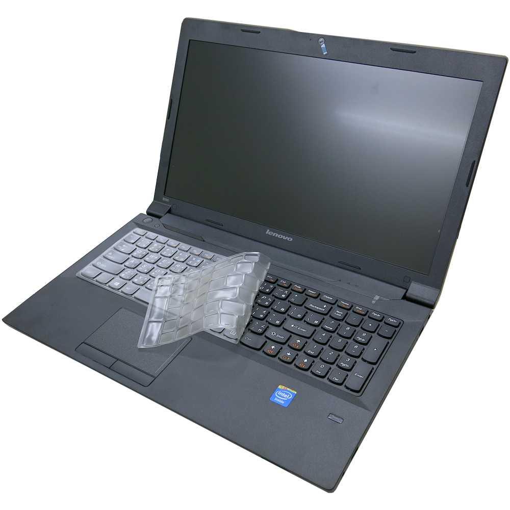 Ezstick Lenovo IdeaPad B590 專用 奈米銀抗菌TPU鍵盤膜
