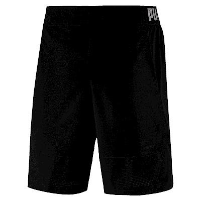 PUMA-男性訓練系列VENT短褲-黑色-歐規