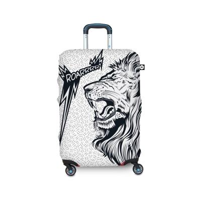 BG Berlin 行李箱套-獅吼 M (適用22-24吋行李箱)