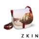 ZKIN Bolla 彩繪塗鴉單肩相機包(繪