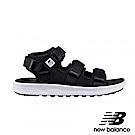 New Balance  涼拖鞋SD750BK 男女款黑