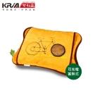 KRIA可利亞 蓄熱式雙向插手電暖袋/熱敷袋/暖手包 ZW-300TY