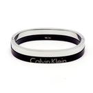 CK Calvin Klein  黑色簡約時尚風手環