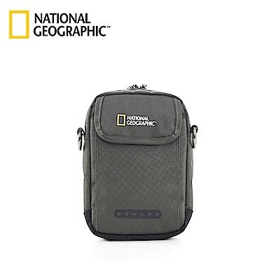 國家地理 National Geographic Trail 機能小型側背包-墨綠