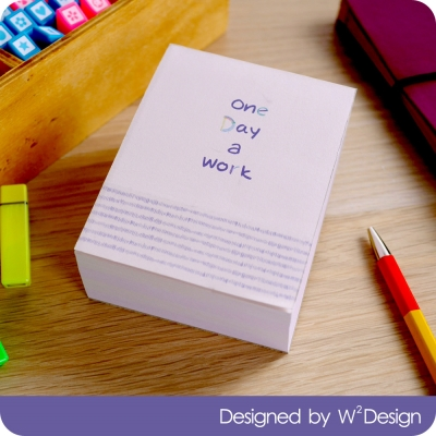 W2Design一日一作/POP Life無時效365天日曆