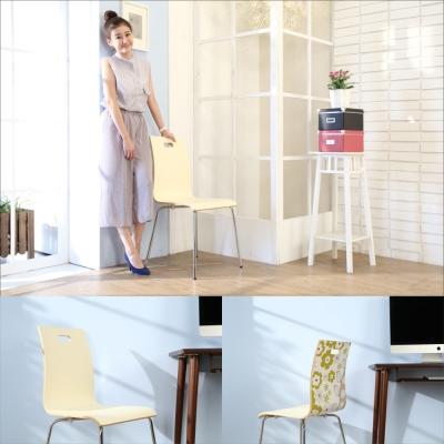 BuyJM牽牛花皮革曲木餐椅-DIY