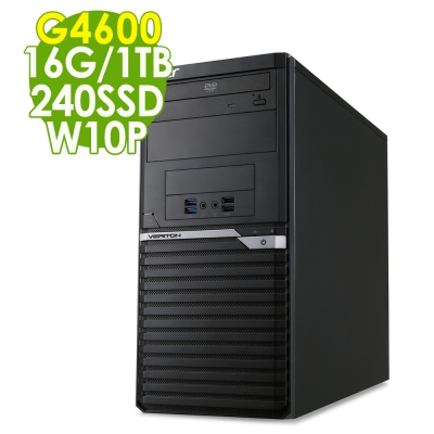 Acer VM4650 G4600-16G-1TB-240SSD-W10P