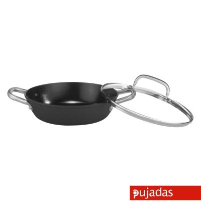 Pujadas西班牙輕量鑄鐵淺鍋 28cm