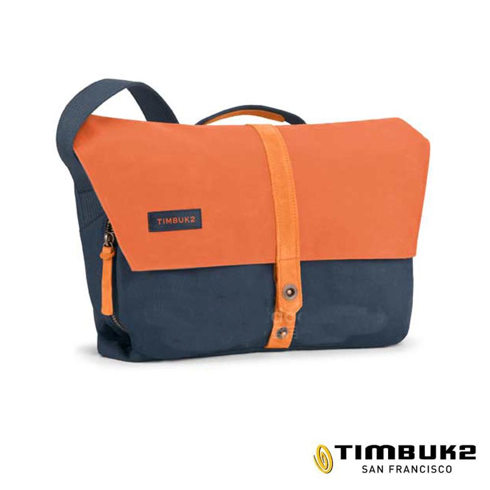 美國 TIMBUK2 Sunset 信差包(S,12L)_橘/藍