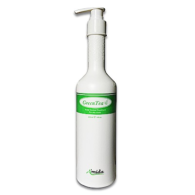 Amida 綠茶控油護髮素 400ml